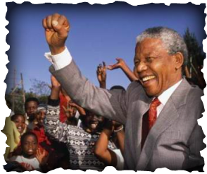 Nelson Mandela Moral Courage
